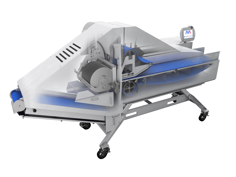 DuraKut 6000 2D Dicer Model